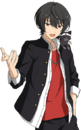 (Delinquent Comic) Ritsu Sakuma Full Render Bloomed
