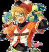 (Reliable Play Ball) Makoto Yuuki Full Render Bloomed