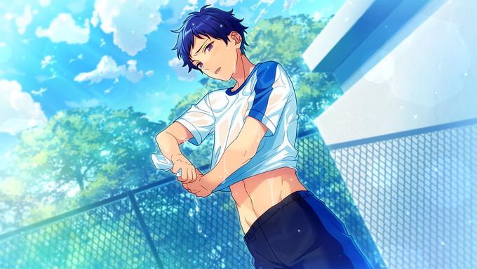 (Summer Pool) Yuzuru Fushimi CG