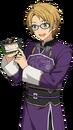 (The Town's Advisor) Makoto Yuuki Full Render