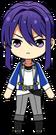 Souma Kanzaki Academy Idol Uniform chibi