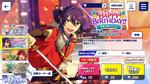 Souma Kanzaki Birthday 2019 Scout