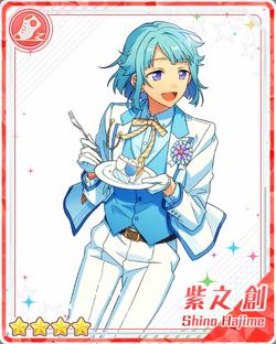 (3rd Anniversary) Hajime Shino