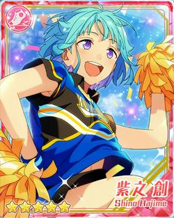 (Cheer in the Sun) Hajime Shino Bloomed