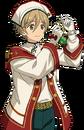 (Happy White) Tomoya Mashiro Full Render