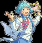 (Merry Spring) Hajime Shino Full Render Bloomed