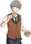(Cooking Practice) Izumi Sena Full Render Bloomed
