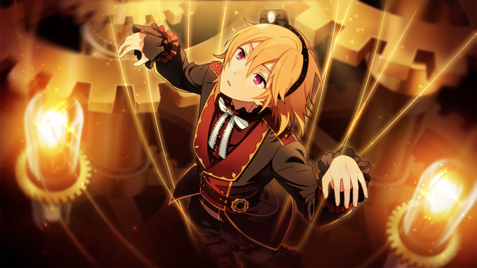 (Doll's Singing Voice) Nazuna Nito CG2
