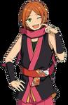 (Twin Ninja) Hinata Aoi Full Render Bloomed