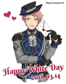Happy White Day Shu 2018