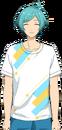 Kanata Shinkai Tanabata Practice Dialogue Render