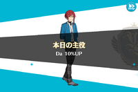 Natsume Sakasaki Birthday Dance 10% Up