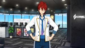 Rinne Amagi ES Idol Uniform Outfit