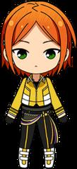 Yuta Aoi RYUSEITAI Uniform chibi