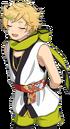 (Color Ninja) Sora Harukawa Full Render
