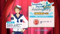 Mitsuru Tenma 2nd Anniversary