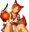 (Ghostly Fox) Yuta Aoi Full Render Bloomed