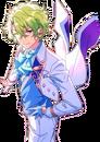 (Jade Revelation) Hiyori Tomoe Full Render Bloomed