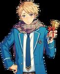 (Knight Santa) Arashi Narukami Full Render