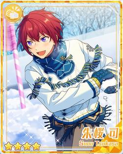 (Snowball) Tsukasa Suou Bloomed