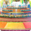 Flower Festival Stage