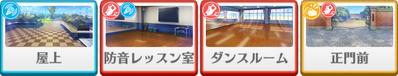 Trickstar lesson Subaru Akehoshi locations