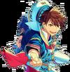 (Boarding Sailor) Chiaki Morisawa Full Render Bloomed