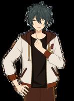 Mika Kagehira Steampunk Practice Dialogue Render