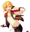 (Exciting Diner) Nazuna Nito Full Render Bloomed