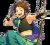(Forthright Yoichi) Mitsuru Tenma Full Render Bloomed