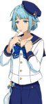 (Goal) Hajime Shino Full Render