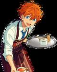 (Darjeeling Tea) Subaru Akehoshi Full Render