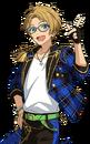 (ES Idol) Makoto Yuuki Full Render Bloomed