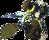 (Friendly Magician) Tsumugi Aoba Full Render