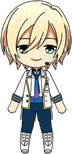 Eichi Tenshouin ES Idol Uniform chibi