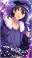 Happy Birthday Rei Sakuma Wallpaper 1