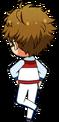 Mitsuru Tenma ES Ra*bits Practice chibi back