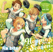 Ra*bits Unit Song CD - 2