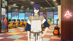 Souma Kanzaki ES Casual (Spring-Summer, Apron) Outfit