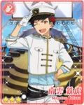 (Admiring Navy Uniform) Tetora Nagumo Bloomed