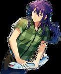 (Bonds Born From the Sea) Souma Kanzaki Full Render