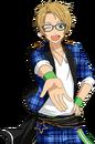(Brand-new Outfit) Makoto Yuuki Full Render Bloomed