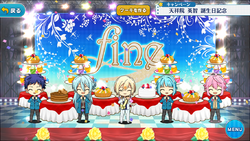 Eichi Tenshouin Birthday 2018 1k Stage
