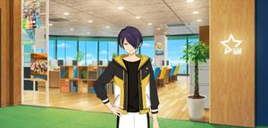 Shinobu Sengoku ES RYUSEITAI Practice Outfit