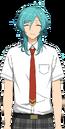 Kanata Shinkai 1st Year Summer School Dialogue Render