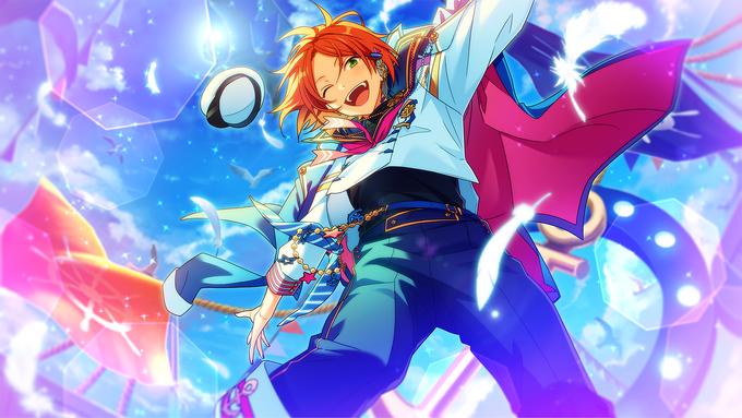 (Sailor of the Clear Sky) Hinata Aoi CG2