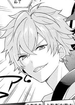 Koga Oogami Manga Profile