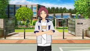 Mao Isara ES Casual (Spring-Summer) Outfit