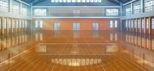 Yumenosaki Academy Gym Full