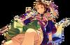 (Moon Rabbit of the Full Moon Night) Mitsuru Tenma Full Render Bloomed